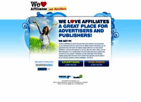 weloveaffiliates.com