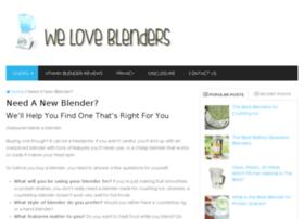 weloveblenders.com