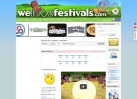 welovefestivals.com