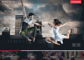 welshballet.co.uk