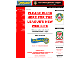 welshleague.org.uk