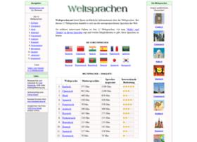 weltsprachen.net