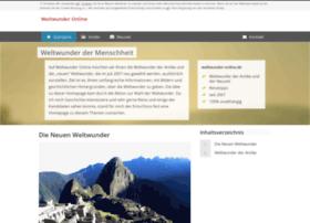 weltwunder-online.de