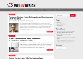 weluvdesign.com