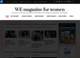 wemagazineforwomen.com