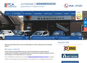 wemmenhoveautos.nl