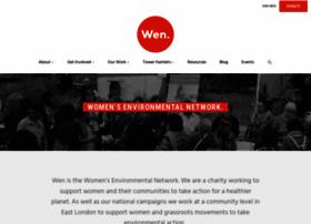wen.org.uk