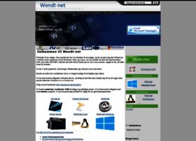 wendt-net.dk