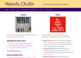 wendycholbi.com