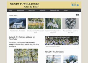wendypowelljonesartist.co.uk