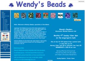 wendysbeads.co.uk