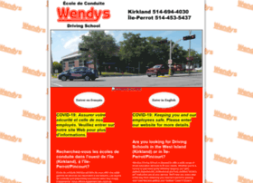 wendysdrivingschool.com