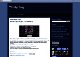 wendysfullgames.blogspot.com.au