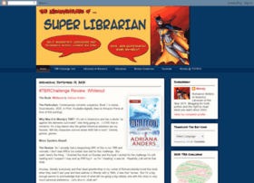 wendythesuperlibrarian.blogspot.com