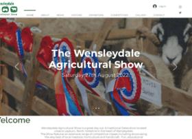 wensleydaleshow.org.uk