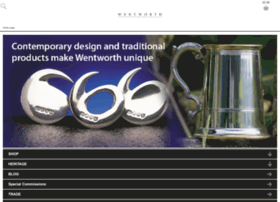 wentworth-pewter.com