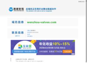 wenzhou-valves.com