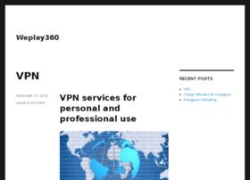 weplay360.com