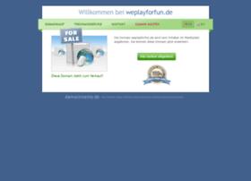 weplayforfun.de
