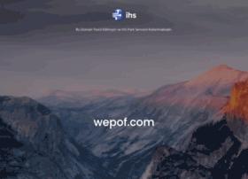 wepof.com