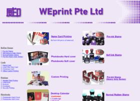 weprint.com.sg
