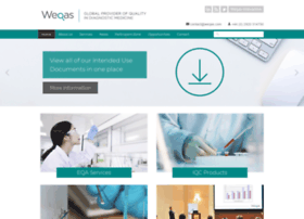 weqas.com