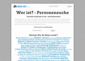 wer-ist.org