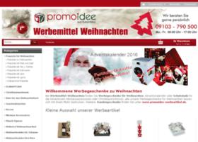 werbemittel-weihnachten.de