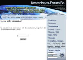 werbeplatz.kostenloses-forum.be