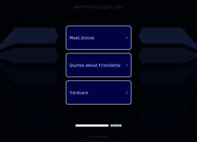 werefriendsright.com