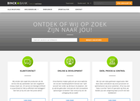 werkenbijbinck.nl