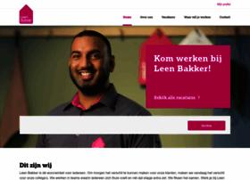 werkenbijleenbakker.nl