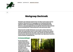 werkgroepslechtvalk.nl