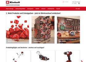 werksverkauf.einhell.com