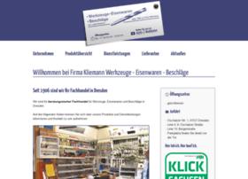 werkzeuge-kliemann.de