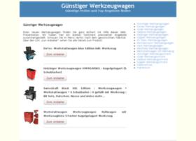 werkzeugwagen-werkzeugschrank.de