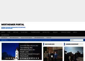 wertheimer-portal.de