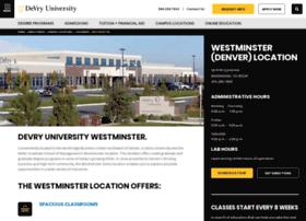 wes.devry.edu