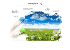 Wesapiens.org