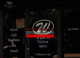 wescoinsurance.com