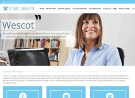 Wescot.co.uk