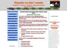 wesele.jzurek.com