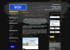 wesellhomeselpaso.com