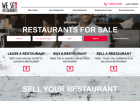 wesellrestaurants.com