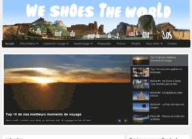 weshoestheworld.com