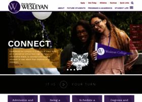 wesleyancollege.edu