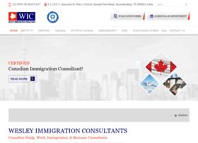 wesleyimmigration.com