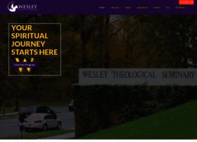 wesleyseminary.edu