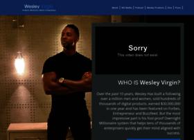 wesleyvirgin.com