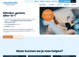 wesotronic.nl